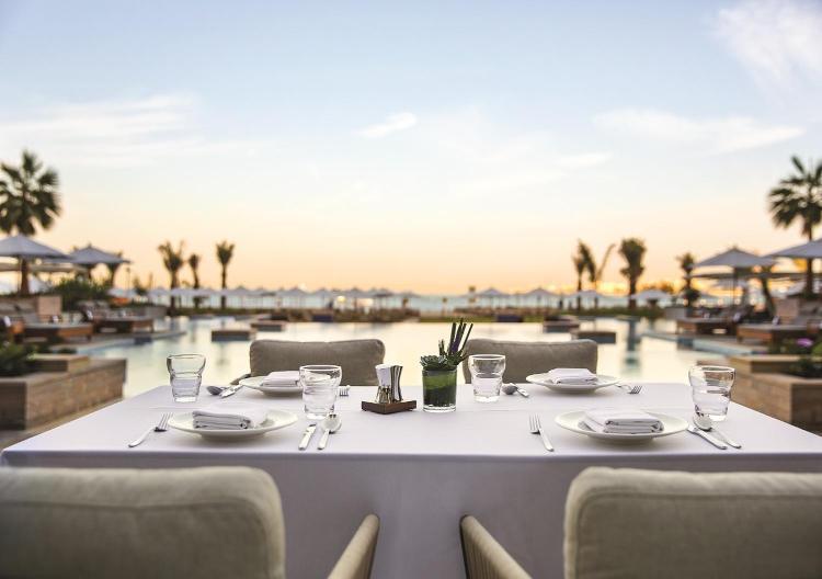 The Walk, Jumeirah Beach Residence, Dubai, United Arab Emirates.