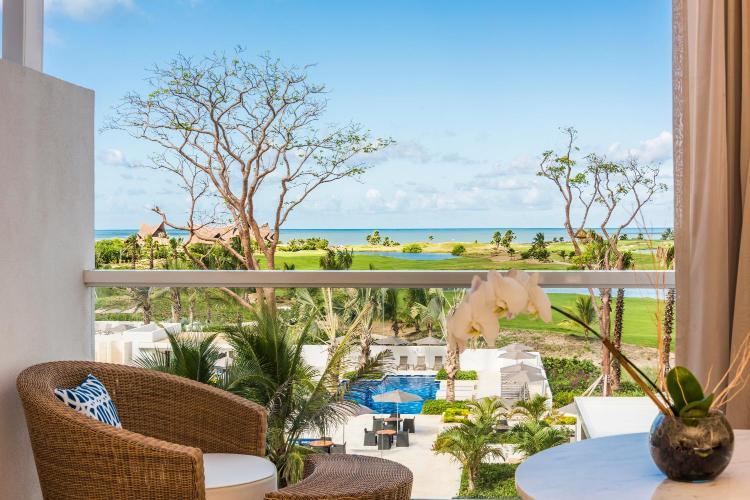 Karibana Golf Club Resort, Cartagena, Bolívar, Colombia.
