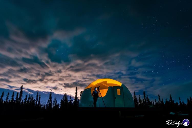 2640 Himalaya Road, Fairbanks, Alaska 99712, United States.
