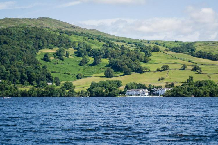 Low Wood Bay, Ambleside Road, Windermere, Cumbria  LA23 1LP, England.