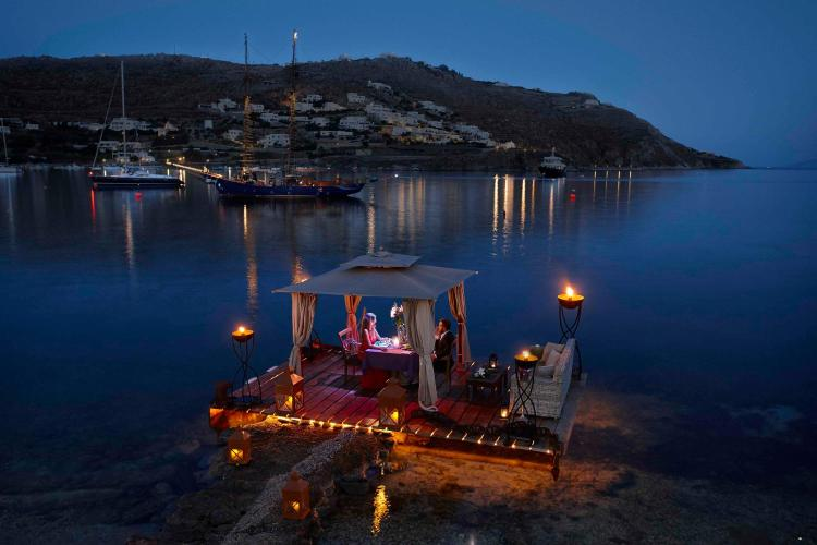Ornos Beach, Mykonos, 84600, Greece.