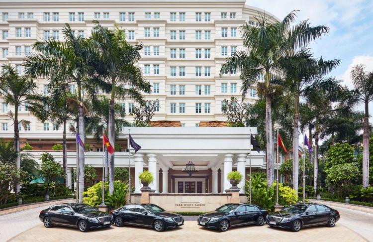 2 Lam Son Square, District 1, Ho Chi Minh City, Vietnam.