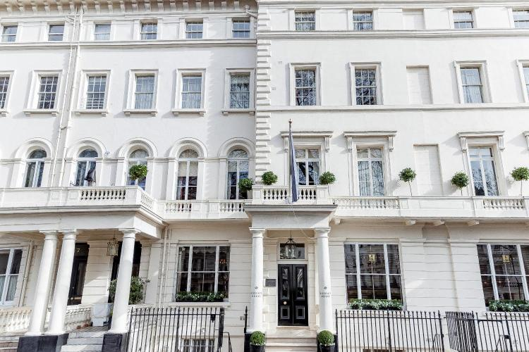The Royal Park Hotel Review Bayswater London Telegraph Travel