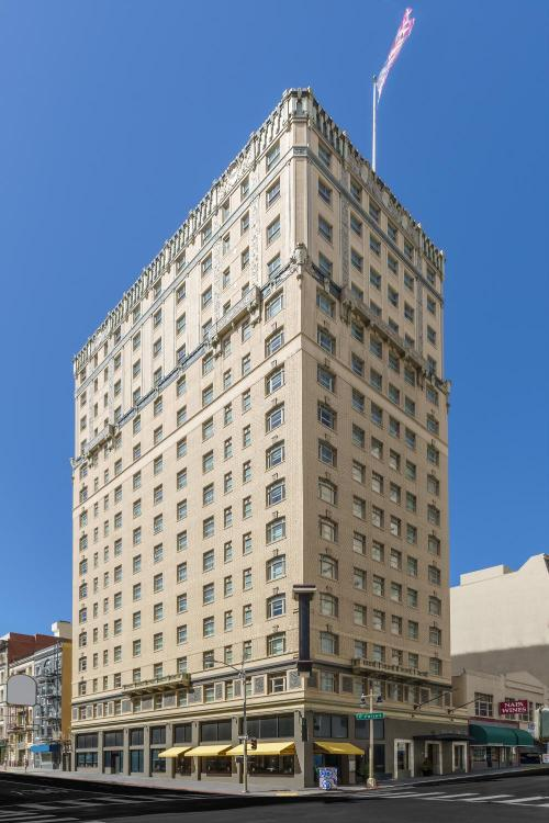 405 Taylor Street, San Francisco, California 94102, United States.