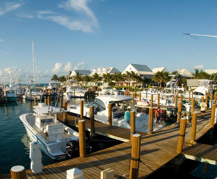 Old Bahama Bay, Bayshore Road, West End, 42546 Grand Bahama Island, Bahamas.