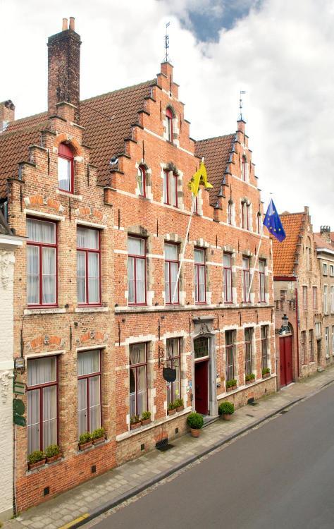 Freren Fonteinstraat 1, Bruges, 8000, Belgium.