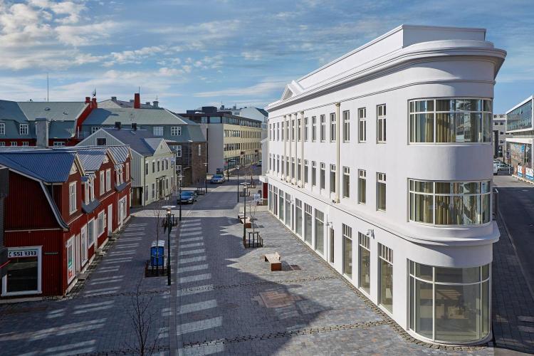 Hafnarstræti 17-19, 101 Reykjavík, Iceland