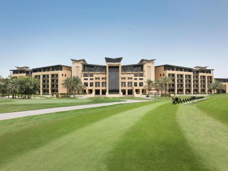 Abu Dhabi Golf Club, Sas Al Nakhl, Abu Dhabi, United Arab Emirates.
