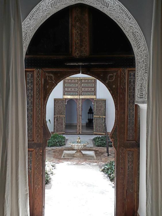 25 Derb El Ferrane, Azbest, 40000 Marrakech, Morocco.