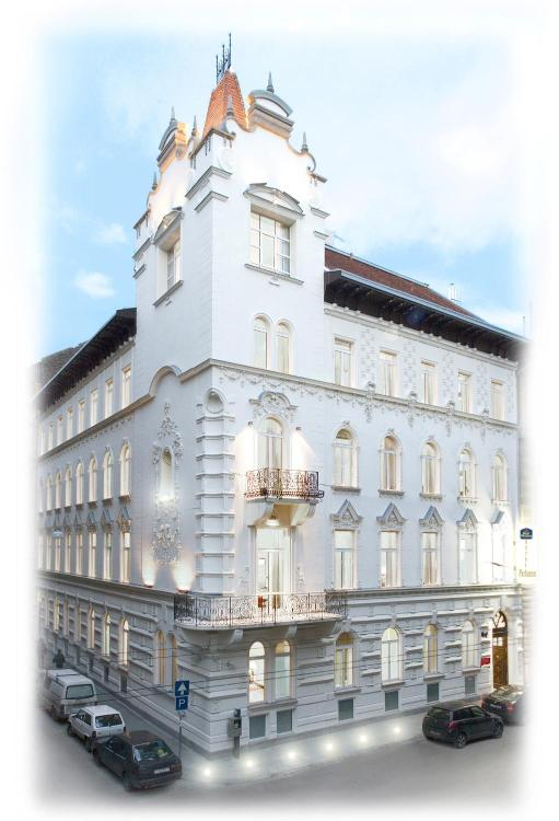H-1054 Kálmán Imre utca 19, Budapest, Hungary.