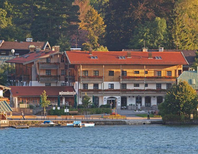 Seehotel Waltershof, Seestraße 77, 83700 Rottach-Egern, Lake Tegernsee, Germany.