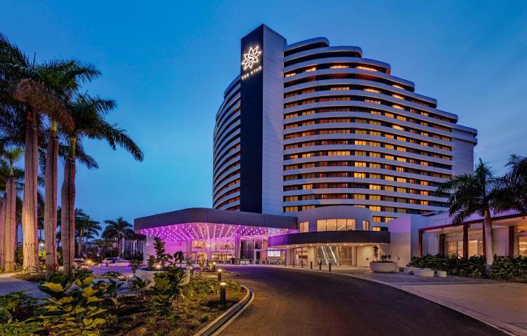 1 Casino Drive, Broadbeach, 4218 Gold Coast, Australia.