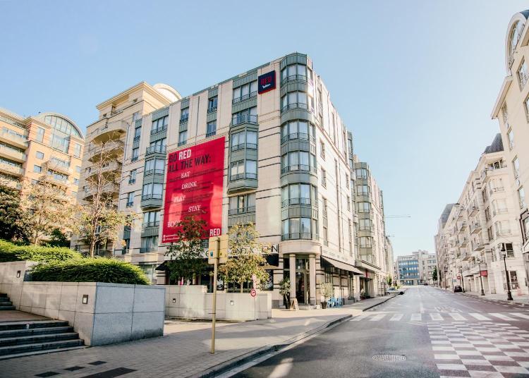 Rue d'Idalie 35, 1050 Brussels, Belgium