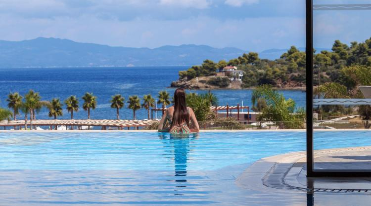 Miraggio Thermal Spa Resort, Kanistro, Paliouri, Halkidiki, 63085, Greece.