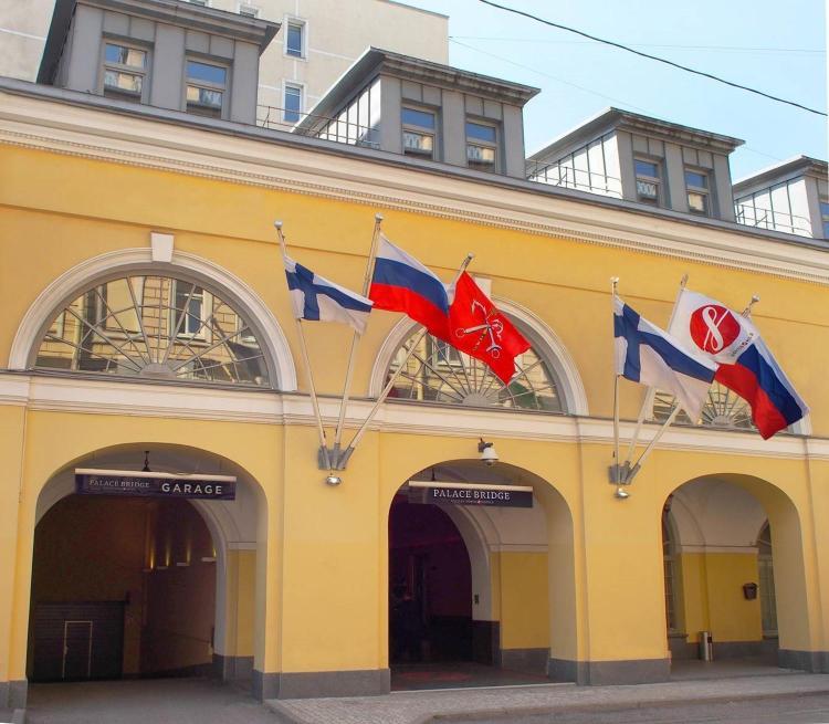 Birzhevoy Pereulok 2-4, Vasileostrovskiy district, 199044 Saint Petersburg, Russia.