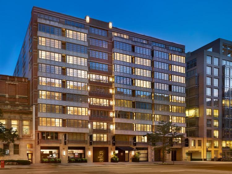 1710 H Street NW, Northwest, Washington, DC 20006, United States.