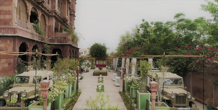 Narendra Bhawan Road, Karni Nagar, Bikaner, Rajasthan 334001, India.