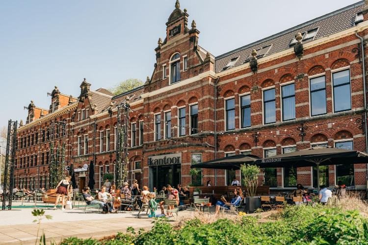 Haarlemmerweg 10, 1014 BE Amsterdam, The Netherlands.