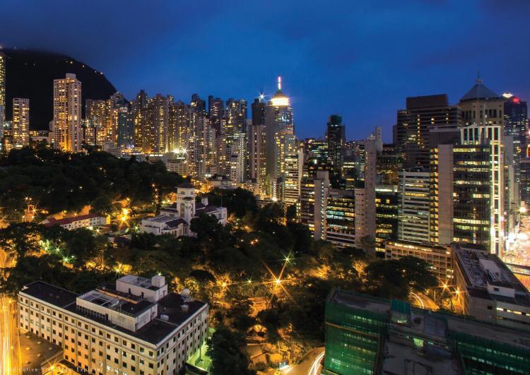 22 Cotton Tree Drive, Central, Hong Kong.