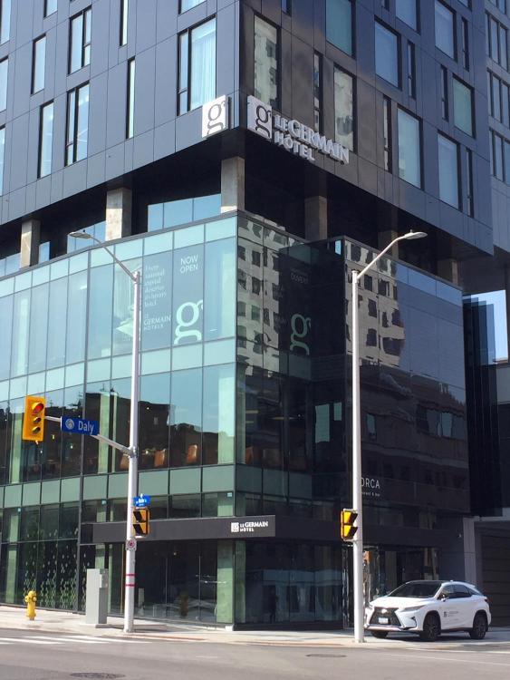 30 Daly Avenue, Ottawa, ON K1N 6E2, Canada.