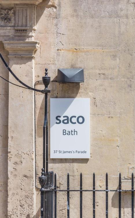 37 St James's Parade, Bath, BA1 1UH, England.