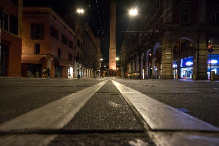 Via Oberdan, 12 Bologna, Italy.
