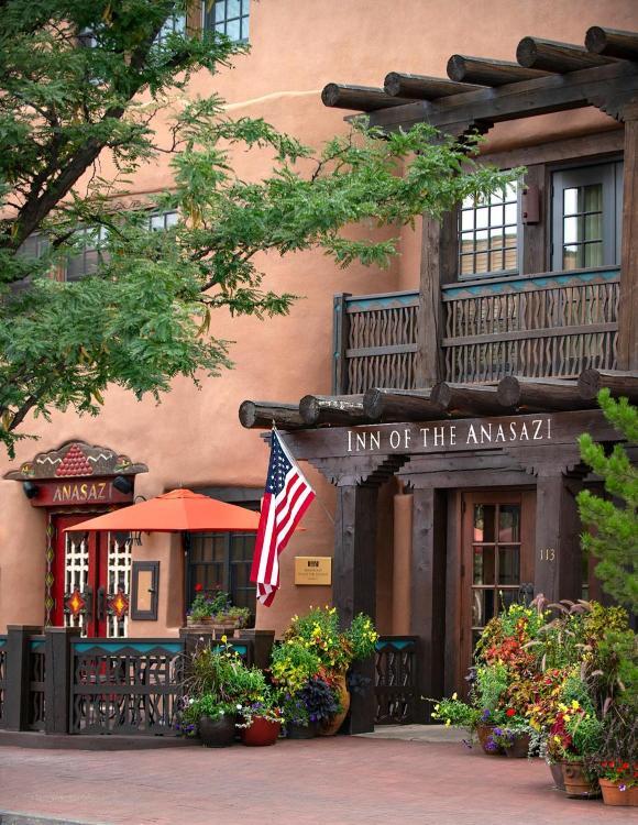 113 Washington Avenue, Santa Fe, New Mexico 87501, United States.