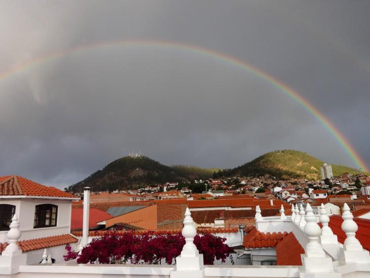 Azurduy 16, Sucre, Bolivia.