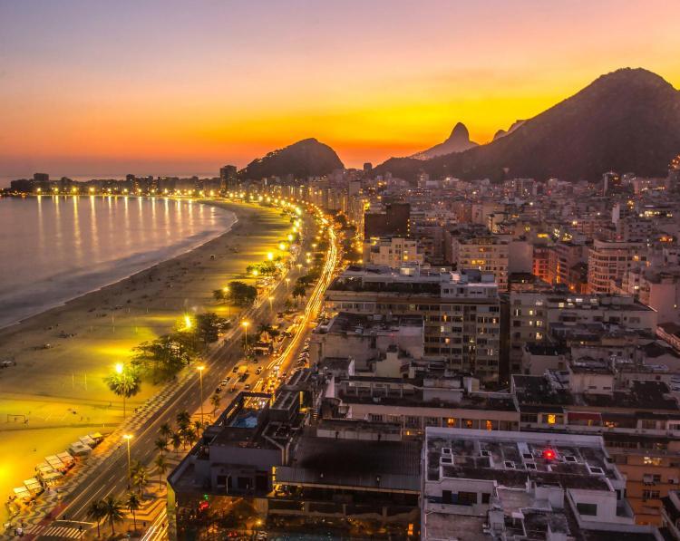 Avenida Atlantica 1020, Rio de Janeiro, RJ, 22010-000, Brazil.