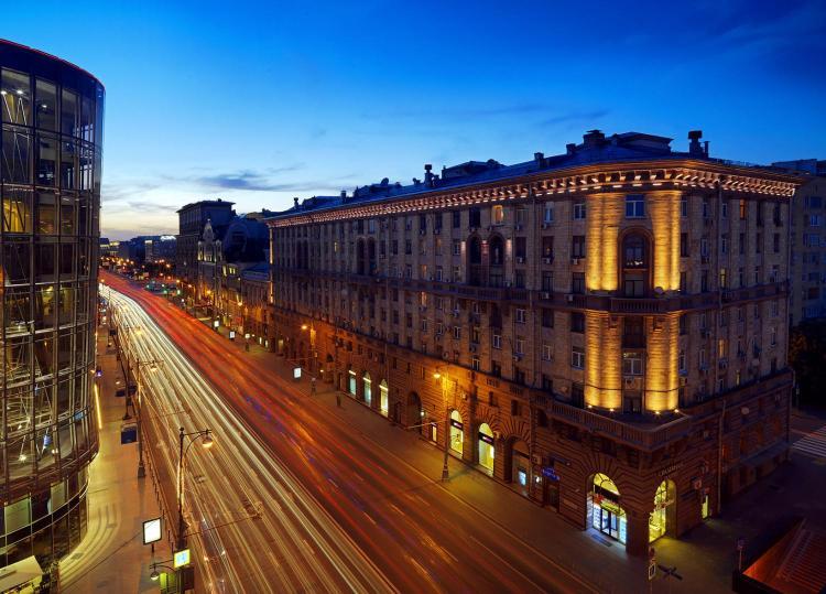 1st Tverskaya-Yamskaya Street 19, Moscow 125047, Russia.