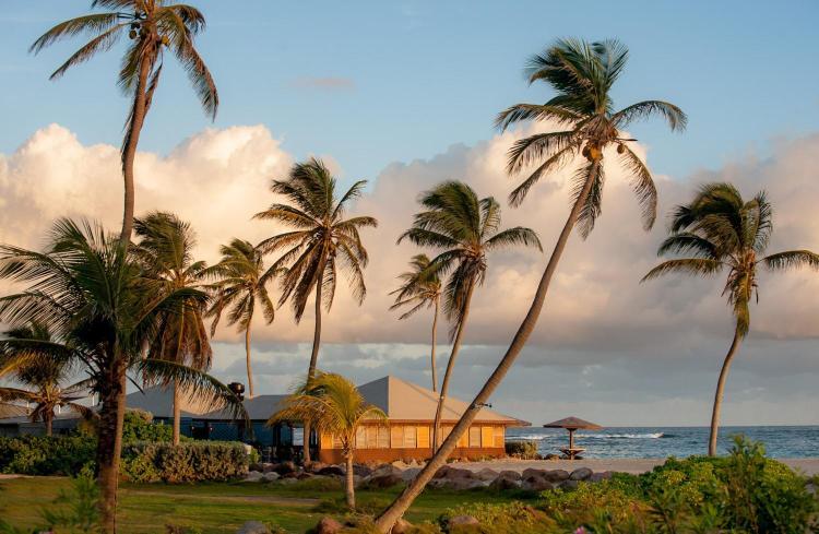 Nisbet Plantation, St James Parish, Nevis, St Kitts & Nevis.