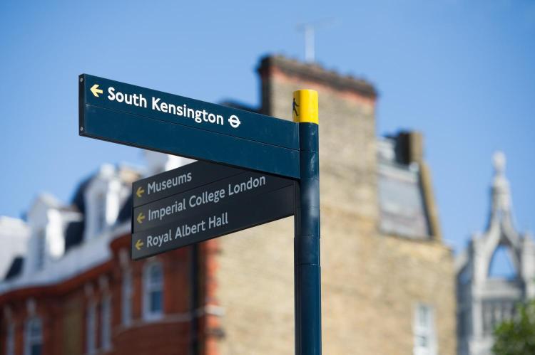 10 Harrington Road, South Kensington, London, England, United Kingdom, SW7 3ER.
