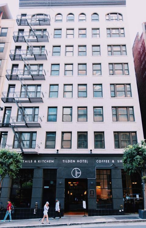 345 Taylor Street, San Francisco, California, 94102, United States.