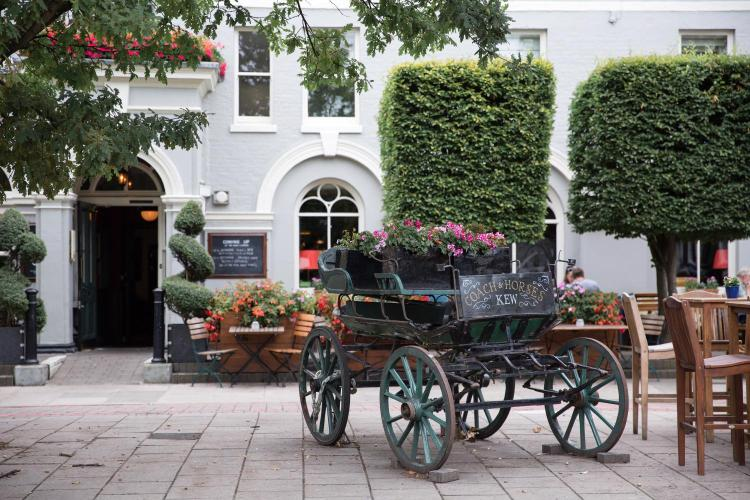 8 Kew Green, Richmond upon Thames, London, England, United Kingdom,TW9 3BH.