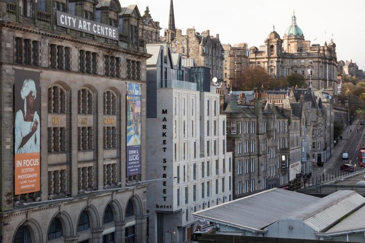6 Market Street, Edinburgh EH1 1DE, Scotland.