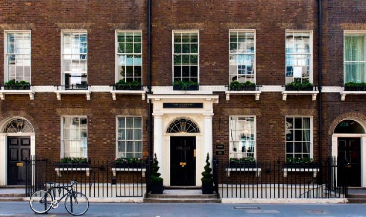 21 Gower Street, Bloomsbury, London WC1E 6HG, England.