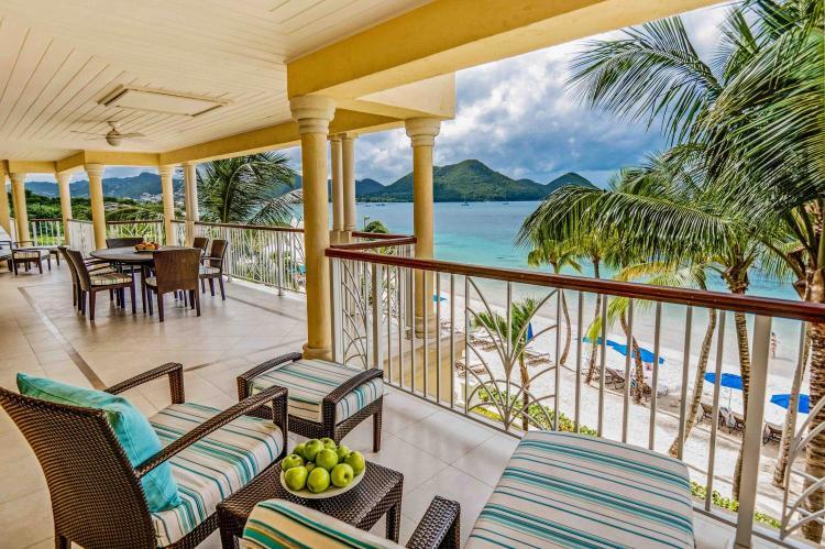 Pigeon Island Causeway, Rodney Bay, Gros Islet, St. Lucia, West Indies.