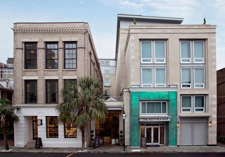 75 Wentworth Street, Charleston, South Carolina 29401, United States.