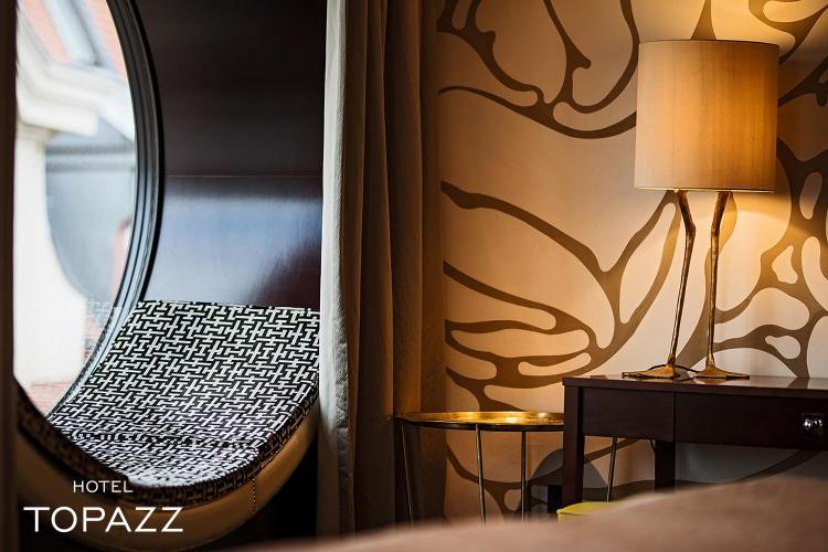 Hotel Topazz, Lichtensteg 3, 1010 Vienna,  Austria.
