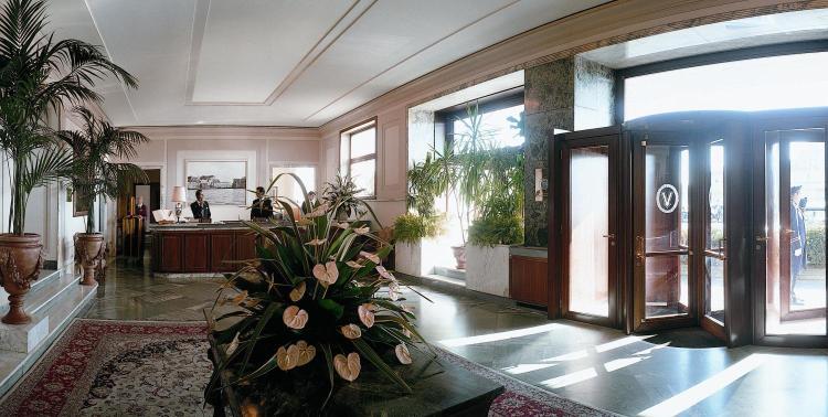 Grand Hotel Vesuvio Hotel Review Sorrento Italy Telegraph Travel