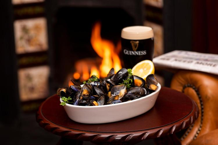Main Street, Glenties, County Donegal, Republic Ireland.