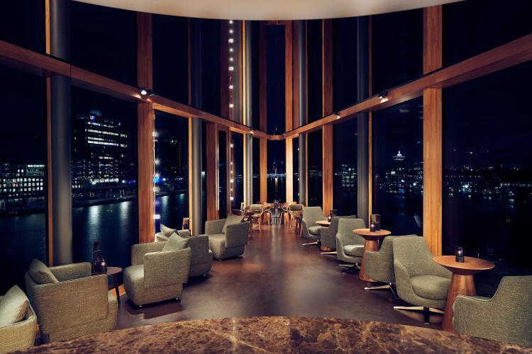 Hotel Jakarta Review Amsterdam Netherlands Telegraph Travel