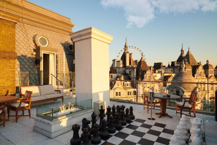 Whitehall Place, Charing Cross, London, England, United Kingdom, SW1A 2BD.