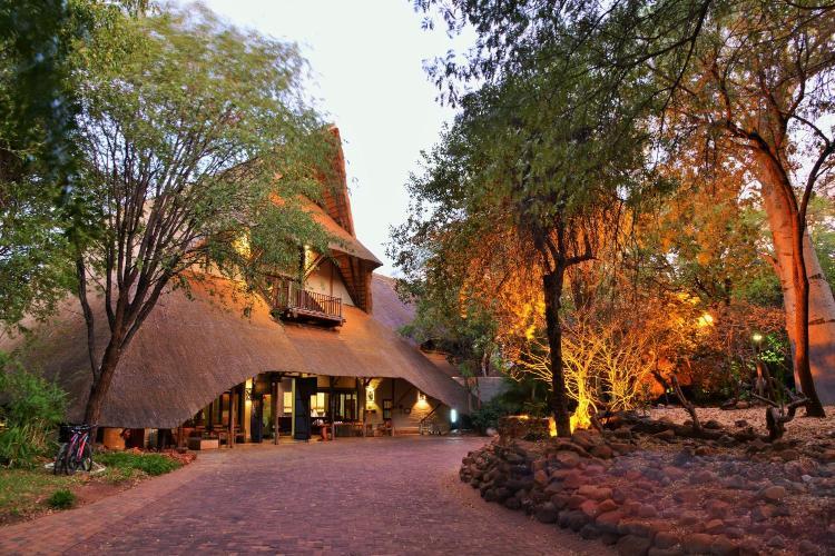 Squire Cummings Avenue, Victoria Falls, Zimbabwe.