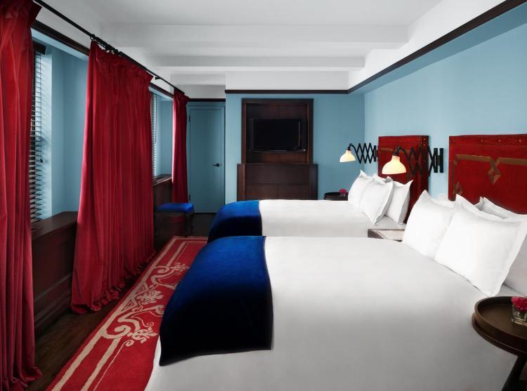 Gramercy Park Hotel Review New York Telegraph Travel