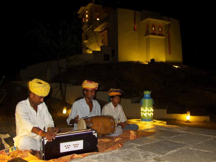 Raipur Road, near Haripur Station, Pali, Rajasthan, India.