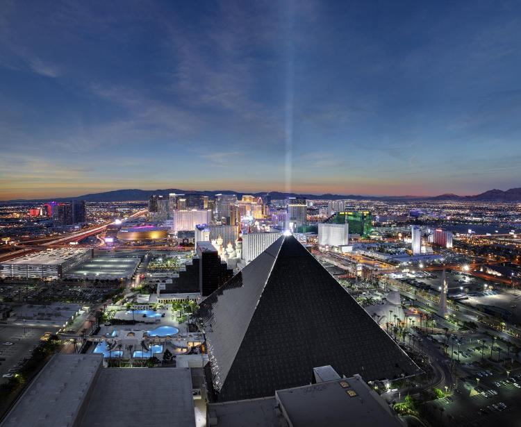 3900 Las Vegas Boulevard South, Las Vegas, NV 89119, United States.