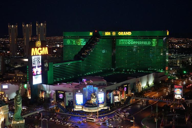 3799 Las Vegas Boulevard South, Las Vegas, 89109, United States.