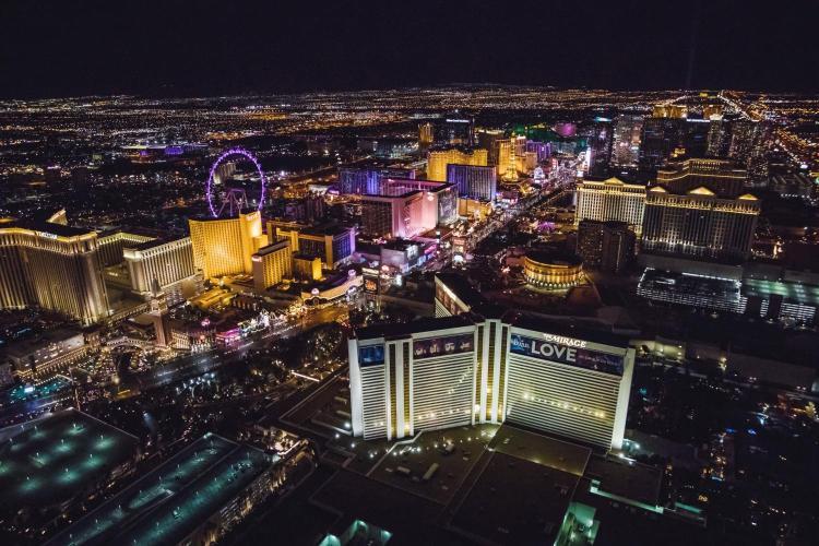 3400 Las Vegas Boulevard South, Las Vegas, Nevada 89109, United States.