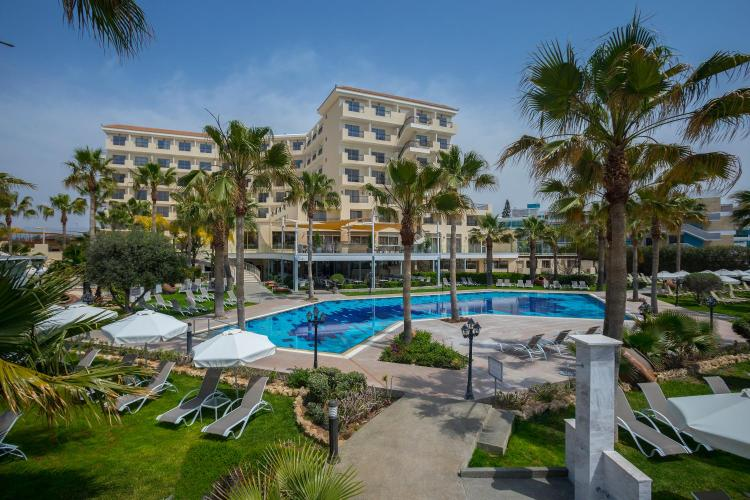 Poseidonos Avenue, Paphos 8066, Cyprus.